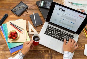 Mengenal tampilan menu di dashboard Blogger